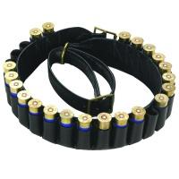 Closed Loop Leather Cartridge Belt – 12 or 20 Gauge thumbnail