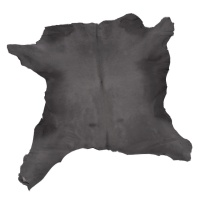Calf Hair On Hide - Grey thumbnail