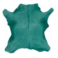 Calf Hair On Hide - Emerald Green thumbnail