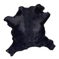 Calf Hair On Hide - Dark Navy thumbnail
